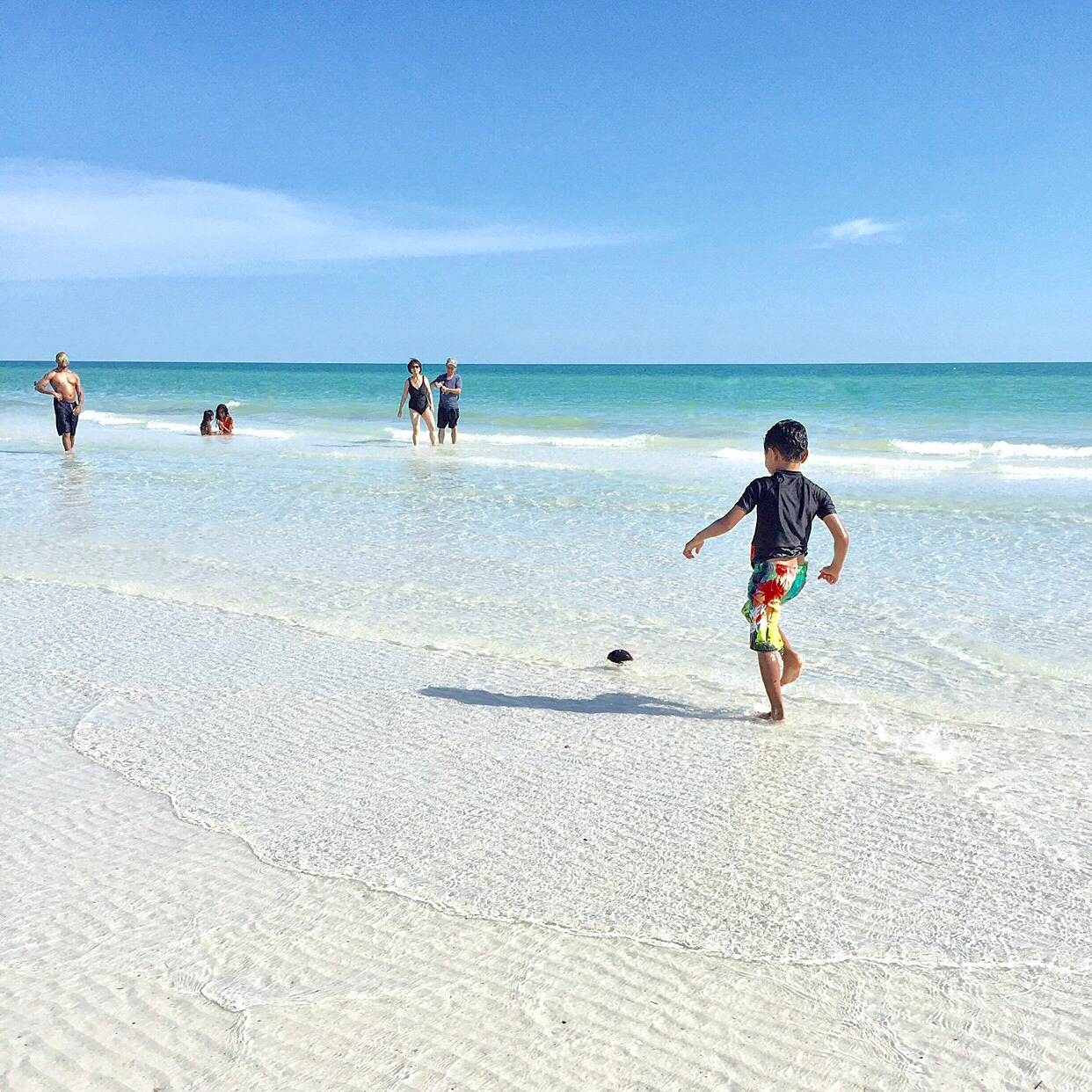 Siesta Key Beach, Florida, best beaches near NC